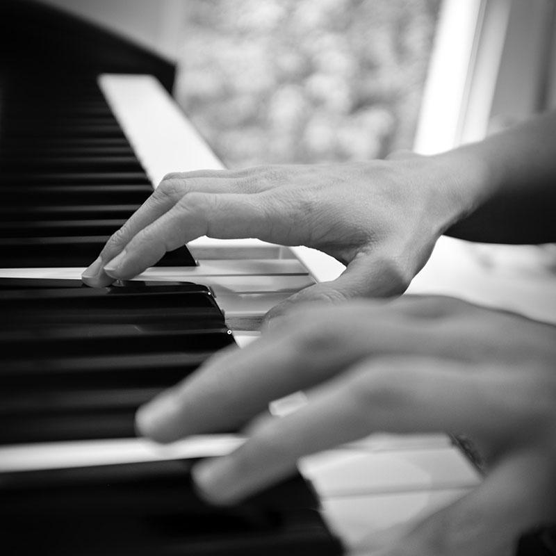 Cours de piano à domicile Tarn - D'la vie en musique