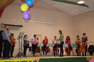 Concert Téléthon 2015